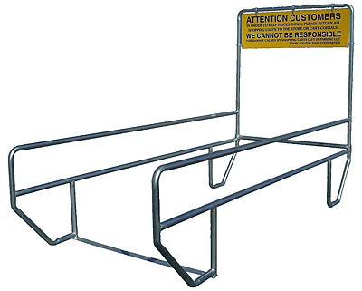 Shopping Cart Corral #560-022