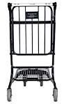 Express3560 Metal Grocery and Hardware Store Shopping Cart